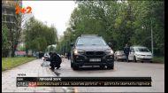 У Львові під час руху вибухнув позашляховик