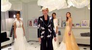 Катерина Осадча зібрала скандальні заяви на показі весільної моди