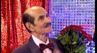 Як Григорію Чапкісу допомагає триматися в тонусі кохана, що на 52 роки молодша за нього
