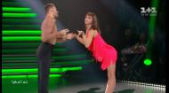 Анна Різатдінова та Олександр Прохоров – Джайв – Танці з зірками 2019