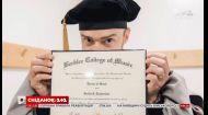 Джастін Тімберлейк отримав звання доктора наук