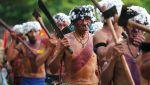 Світ навиворіт 10 сезон 25 випуск. Бразилія. Експедиція до дикого племені Яномамі