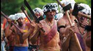 Мир наизнанку 10 сезон 25 выпуск. Бразилия. Экспедиция к дикому племени Яномами