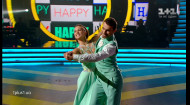 Анна Ризатдинова и Александр Прохоров – Квикстеп – Танцы со звездами 2019
