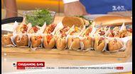 Шеф-кухар Вадим Волковський готує вишуканий хот-дог по-французьки у студії Сніданку з 1+1