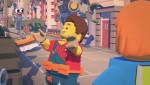 Город Lego. Мусорница Ширли
