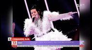 Победительница Евровидения-2018 Netta вышла на подиум в образе банана