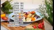 Теплий овочевий салат із сосками – рецепти Руслана Сенічкіна