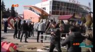 """У Харкові хочуть знести """"Барабашово"""": продавці вийшли захищати місця"""