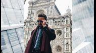 Іраклі Макацарія похизувався вбраннями на виставці чоловічої моди