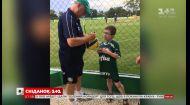 Мрії здійсненні: як 10-річний Антон Горбуля побував у Бразилії