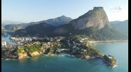 Світ навиворіт 10 сезон 18 випуск. Бразилія. Політ на дельтаплані та найвища дівчина Бразилії
