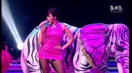 Номер открытие: NK – Elefante – Танцы со звездами 6 сезон