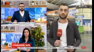 В аеропорту Бориспіль введено додаткові заходи безпеки через  коронавірус в Італії