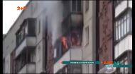 Пожежа у багатоповерхівці Харкова ледь не обернулася на трагедію