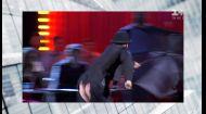 Олександр Педан показав оголені сідниці зі сцени