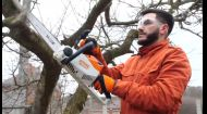 Як правильно обрізати плодові дерева - Весна на дачі зі Stihl