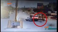 В індійському місті Ченнаї сталась жахлива автотроща