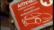 Як надати першу домедичну допомогу водіям у спеку