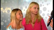 Телеведуча Ліда Таран розповіла, як сама фарбувала 12-річній донці волосся