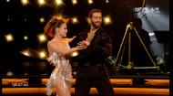 Даниэль Салем и Юлия Сахневич – Ча-ча-ча – Танцы со звездами 2019