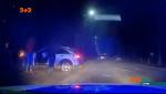 Переслідування нетверезого водія закінчилося потрійною аварією