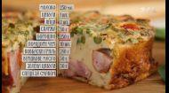 Пудинг с колбасками - рецепты Руслана Сеничкина