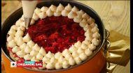 Торт з кремом Пломбір – Солодка неділя