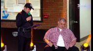 Украинец выпил лишнего и оказался в полицейском участке. Вечерний квартал в Турции