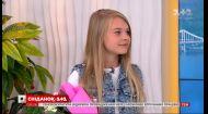 Переможниця нацвідбору на дитячому Євробаченні Софія Іванько з власною піснею у Сніданку з 1+1