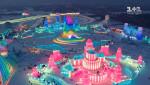 Світ навиворіт 11 сезон 5 випуск. Китай. Як будується крижане містечко для Харбінського фестивалю
