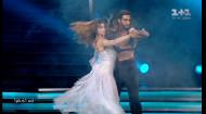 Даніель Салем і Юлія Сахневич – Танго – Танці з зірками 2019