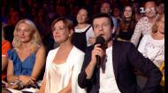 Зеленський з дружиною прийшов на концерт Кварталу. Вечірній квартал у Одесі