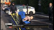 Львівські патрульні показали, що відбувається з маленькою дитиною в момент аварії