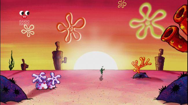 Губка Боб Квадратні штани 9 сезон 203 серія. Вторгнення в ананас / Сальса імбіциліус