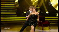 Володимир Остапчук і Ілона Гвоздьова – Ча-ча-ча – Танці з зірками 2019