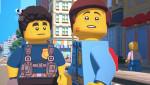 Місто Lego. Парад на День батька