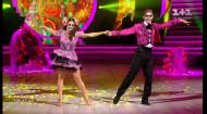 Володимир Остапчук та Ілона Гвоздьова – Самба – Танці з зірками 2019