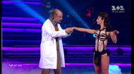 Михайло Кукуюк та Ілона Гвоздьова – Самба – Танці з зірками 2019