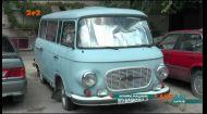 Харківські чиновники хочуть утилізувати автобрухт, що іржавіє під вікнами