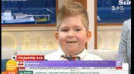 Хлопчик, народжений майже без мозку, наростив його до 78%