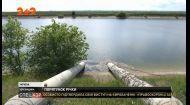 На Херсонщині жителі Каланчака самотужки чистять річку