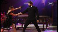Даниэль Салем и Юлия Сахневич – Сальса – Танцы со звездами 2019