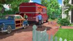 Елвін і бурундуки. Автобус