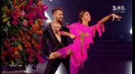 Анна Різатдінова та Олександр Прохоров – Самба – Танці з зірками 2019