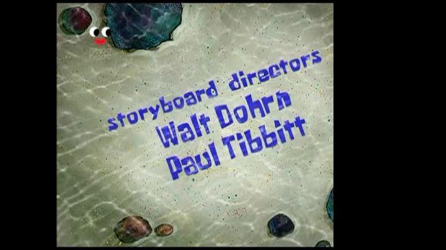 Губка Боб Квадратні Штани 2 сезон 38 серія. Моряцька говірка. Невідомий художник