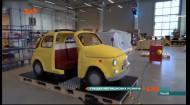 Італійці зібрали Fiat-500 із деталей дитячого конструктора