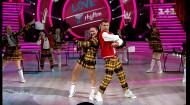 Анна Ризатдинова и Александр Прохоров – Хип-хоп – Танцы со звездами 2019