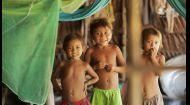 С чего начинается и как проходит утро племени Яномами
