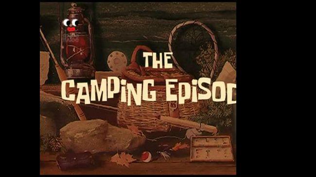 Губка Боб Квадратні Штани 3 сезон 57 серія. Крабіленд. Похід